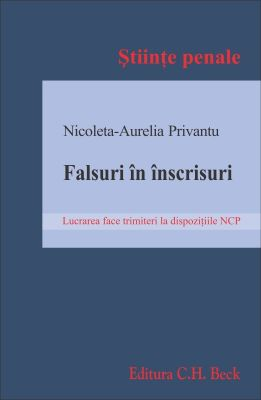 Falsuri in inscrisuri | Autor: Nicoleta-Aurelia Privantu