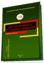 Analiza-diagnostic economico-financiara | Autor: Marian Covlea